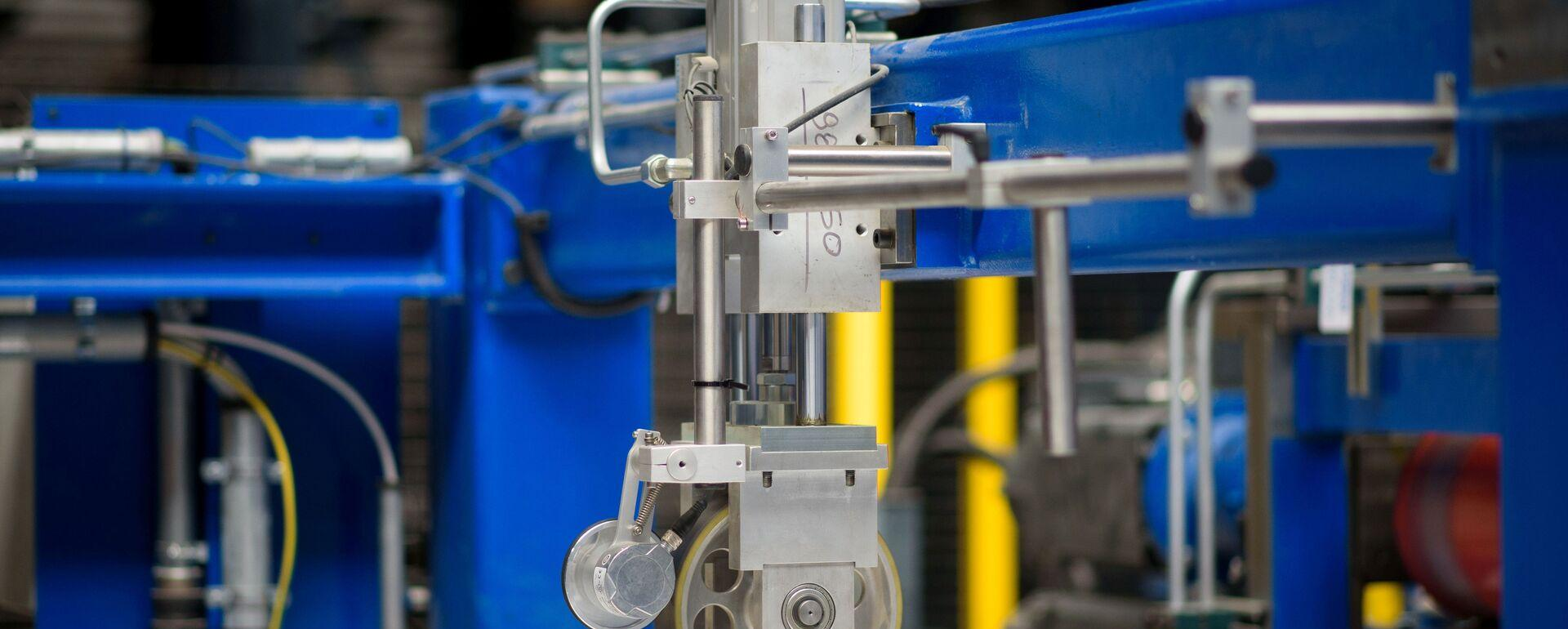 Cut-To-Length line - line for production of sheets from stainless steel and aluminium coils